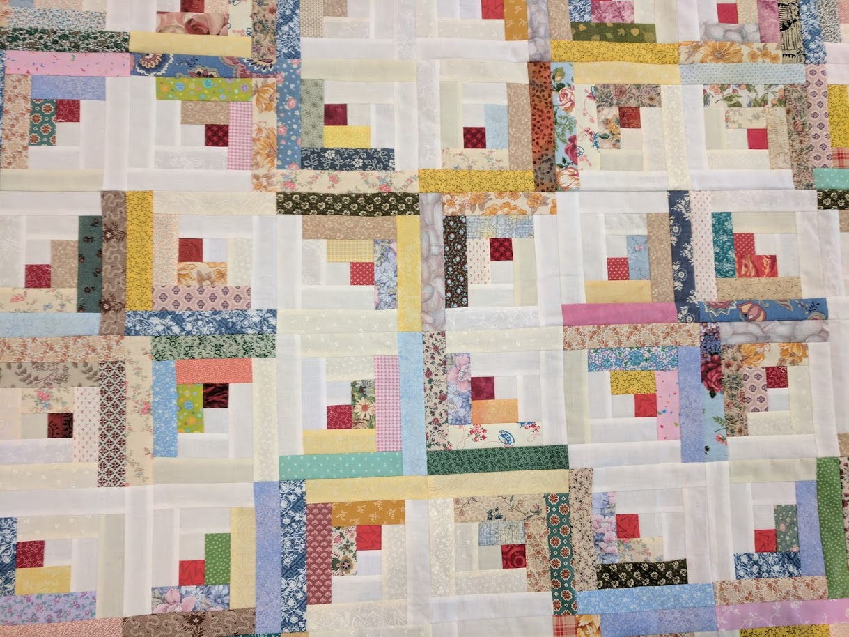 Vintage Inspired Quilt By Kelly 02 Piece And Plenty